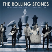 "ROLLING STONES - (BLUE) UNRELEASED CHESS SESSIONS 1964 (10"")"