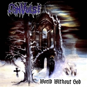 CONVULSE - (PURPLE) WORLD WITHOUT GOD (2LP)