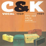 C & K VOCAL - DRIV NEZ NECO ZACNE 1969-1989 (4CD)