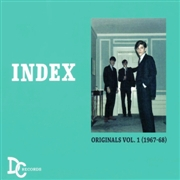 INDEX - ORIGINALS, VOL. 1 (1967-68)