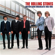 ROLLING STONES - BRITISH RADIO BROADCASTS 1963-1965