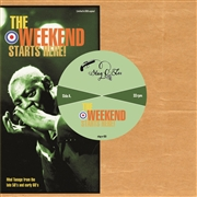 "VARIOUS - THE WEEKEND STARTS HERE! VOL. 1 (10"")"