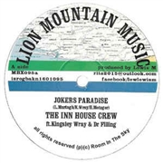 "INN HOUSE CREW - JOKERS -PARADISE EP (10"")"