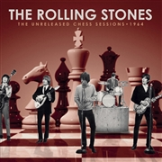 "ROLLING STONES - (RED) UNRELEASED CHESS SESSIONS 1964 (10"")"