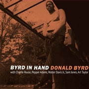BYRD, DONALD - BYRD IN HAND (IT)