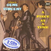 VINCENT, GENE - A PIECE AT A TIME (2CD)