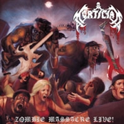 MORTICIAN - ZOMBIE MASSACRE LIVE (2LP)