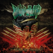 DEAD SLEEP - (RED) IN THE BELLY OF THE BEAST