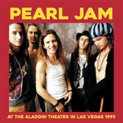 PEARL JAM - AT THE ALADDIN THEATER IN LAS VEGAS 1993 (2CD)