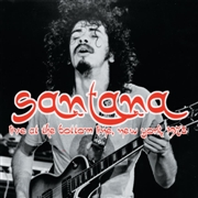 SANTANA - LIVE AT THE BOTTOM LINE, NEW YORK 1978 (2CD)