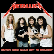 METALLICA - REUNION ARENA DALLAS 1989 (2CD)