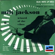 "JACKSON, MILT - WIZARD OF THE VIBES (10"")"