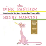 MANCINI, HENRI - THE PINK PANTHER O.S.T.