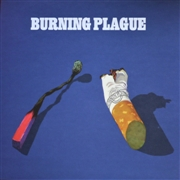 BURNING PLAGUE - BURNING PLAGUE (RED)