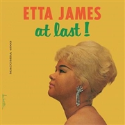JAMES, ETTA - AT LAST! (UK)