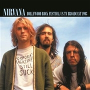 NIRVANA - HOLLYWOOD ROCK FESTIVAL US TV BROADCAST '93 (2LP)