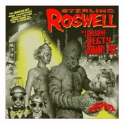 "ROSWELL, STERLING -QUARTET- - THE LONESOME DEATH OF JOHNNY ACE (10"")"