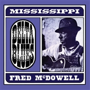 MCDOWELL, MISSISSIPPI FRED - DELTA BLUES (BROWN)