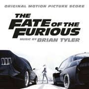 TYLER, BRIAN - FATE OF THE FURIOUS O.S.T.