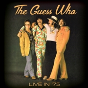 GUESS WHO - LIVE IN '75 (2CD)