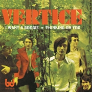 VERTICE (SPAIN) - I WANT A BOOGIE/THINKING ON YOU