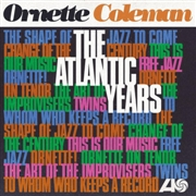 COLEMAN, ORNETTE - THE ATLANTIC YEARS (10LP)