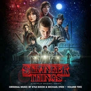 DIXON, KYLE -& MICHAEL STEIN- - STRANGER THINGS, VOL. 2 O.S.T. (2LP)