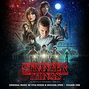 DIXON, KYLE -& MICHAEL STEIN- - STRANGER THINGS, VOL. 1 O.S.T. (2LP)
