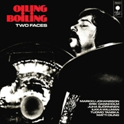 OILING BOILING - TWO FACES (BLACK)