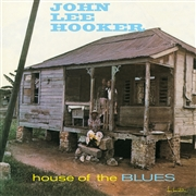 HOOKER, JOHN LEE - HOUSE OF THE BLUES (IT)