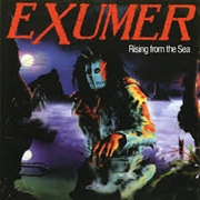 EXUMER - (WHITE) RISING FROM THE SEA