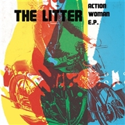 LITTER - ACTION WOMAN EP