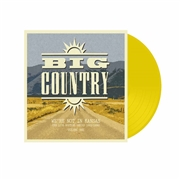 BIG COUNTRY - WE'RE NOT IN KANSAS VOL. 1 (2LP)