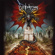 BLITZKRIEG - (BLACK) A TIME OF CHANGES: 30TH ANNIVERSARY