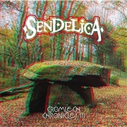 "SENDELICA - (BLUE/WHITE/BLACK) CROMLECH CHRONICLES III (3X10"")"