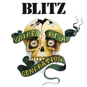 BLITZ - VOICE OF A GENERATION (IT)