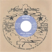PAUL, FRANKIE/HIGH TIMES PLAYERS - AFRICAN PRINCESS/VERSION