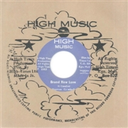 CRAWFORD, HOPETON/HIGH TIMES PLAYERS - BRAND NEW LOVE/VERSION
