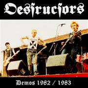 DESTRUCTORS - DEMOS 1982/1983