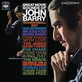BARRY, JOHN - MOVIE SOUNDS OF JOHN BARRY