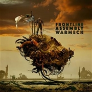 FRONT LINE ASSEMBLY - WARMECH O.S.T. (BLACK)