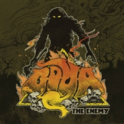 GOYA (USA) - (YELLOW/WHITE) THE ENEMY E.P.