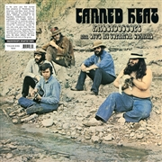 CANNED HEAT - KALEIDOSCOPE AKA LIVE AT TOPANGA CORRAL