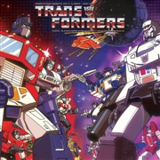 WALSH, ROBERT J. -& JOHNNY DOUGLAS- - MUSIC FROM TRANSFORMERS