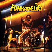 FUNKADELIC - LIVE MEADOWBROOK, ROCHESTER, MICHIGAN 9.12.71