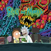 RICK AND MORTY - THE RICK AND MORTY SOUNDTRACK (2LP)