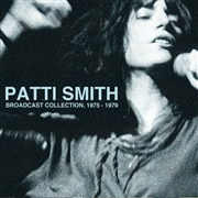 SMITH, PATTI - BROADCAST COLLECTION, 1975-1979 (11CD)
