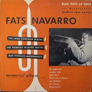 "NAVARRO, FATS - MEMORIAL ALBUM (10"")"
