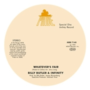 BUTLER, BILLY -& INFINITY-/LADY LEE - WHATEVER'S FAIR/SIMPLE THINGS