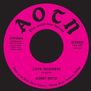 BOYD, BOBBY - LOVE GODDESS/GOOD NEWS